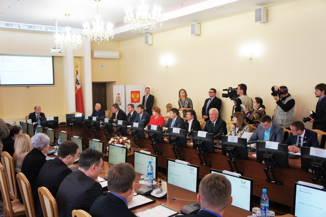 Единый день голосования в Смоленске Онлайн-трансляция